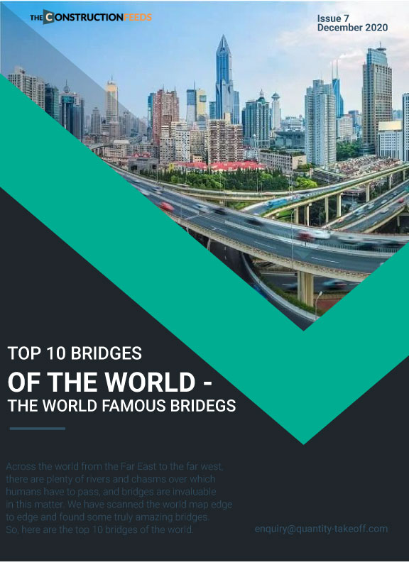 Top 10 Bridges of the World - the World Famous Bridges