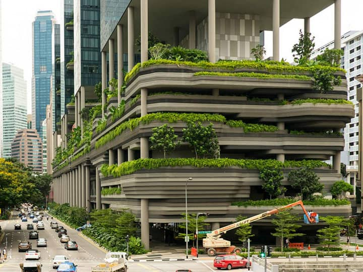 How to make a Building Green and Benefits of a Green Building