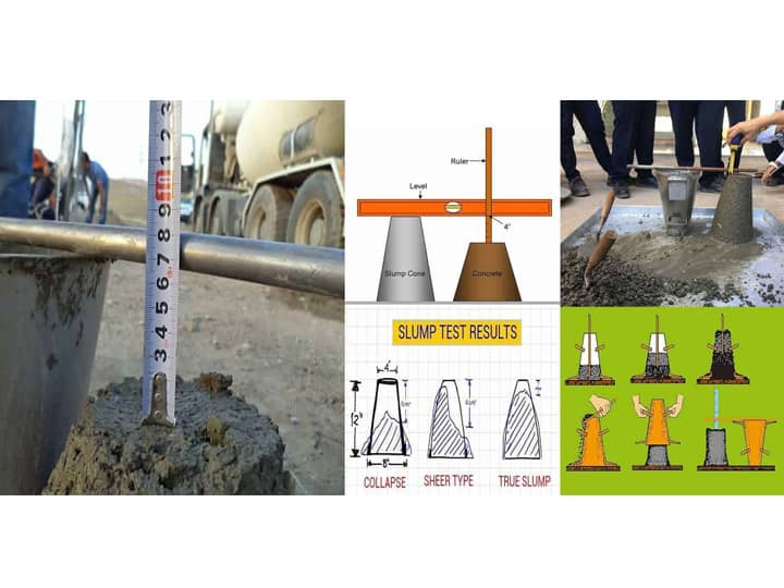 What is Concrete Slump Test and How is it Done