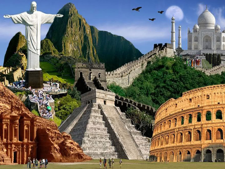Top 10 Ancient Architecture Wonders