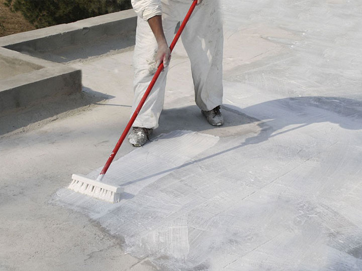 Making Your Walls, Roofs, Concrete Waterproof