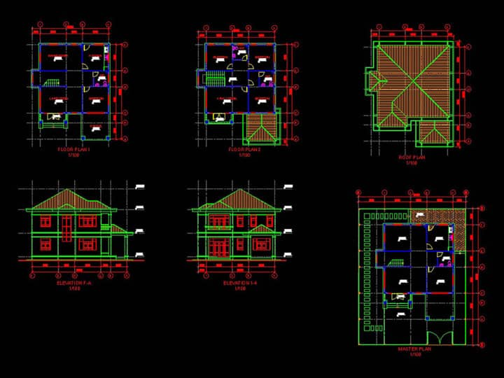Create Templates in AutoCAD