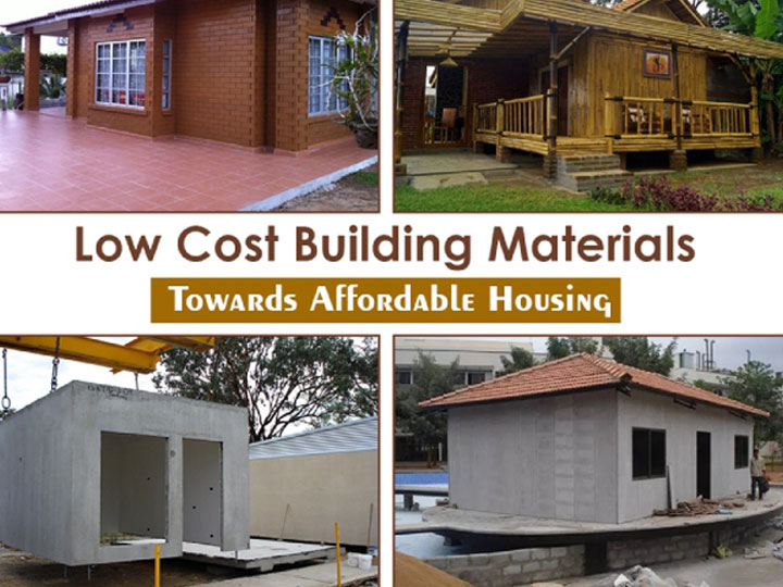 Best 6 Low-Cost Masonry Units for Cheaper Construction