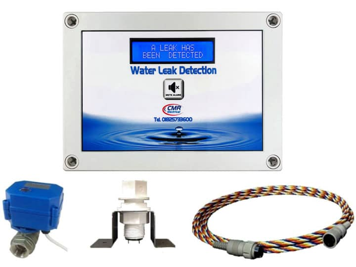 Water Leak Detection Methods
